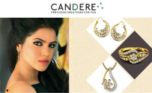 Candere Vouchers Free worth Rs 10000 on Registration 2015